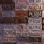暗号化されたメッセージを読み取ろう ナンバープレートの裏話