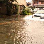 洪水で水没・冠水した車『水没車』は修理できる?廃車 処分する方法は?