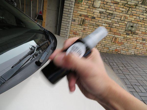 車 アンサー ガラスコーティング ポリマー コーティング剤 DIY 31