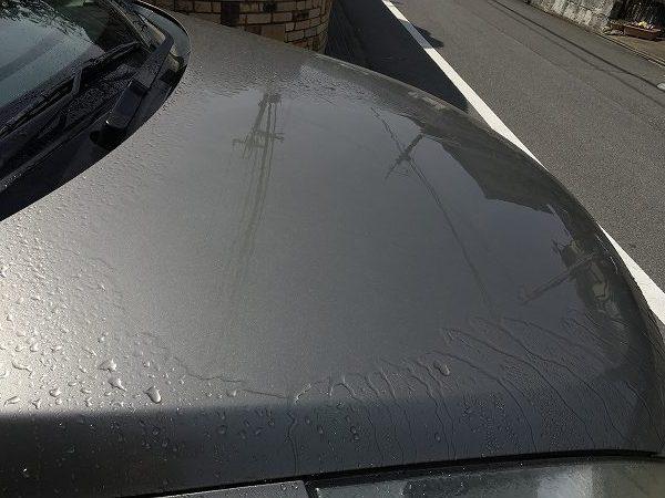 車 アンサー ガラスコーティング ポリマー コーティング剤 DIY 26