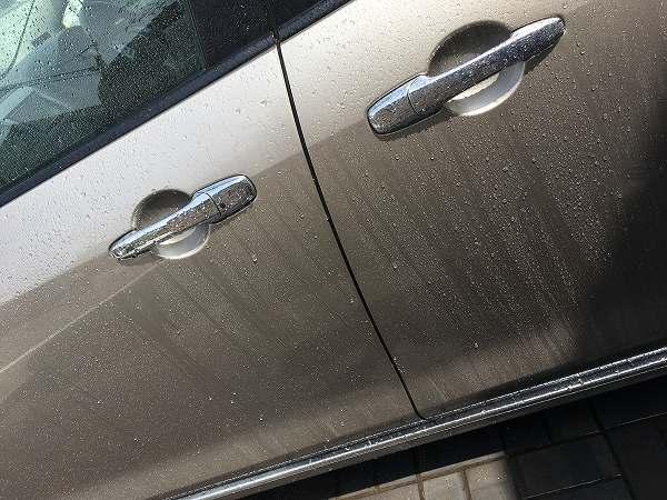 車 アンサー ガラスコーティング ポリマー コーティング剤 DIY 27