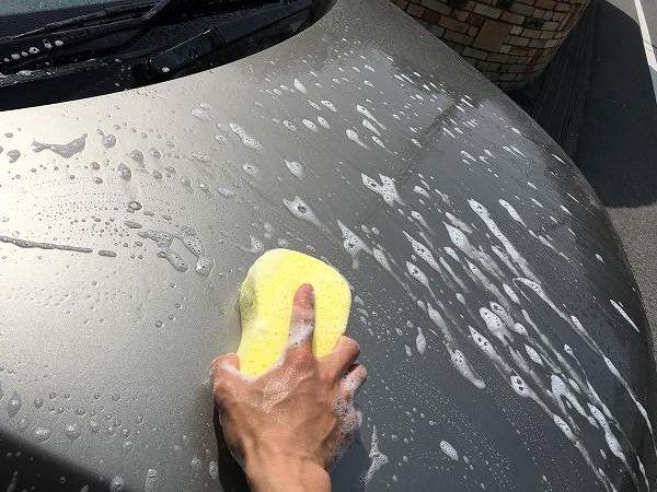 車 アンサー ガラスコーティング ポリマー コーティング剤 DIY 28